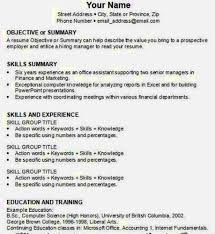 How To Create A Resume With No Job Experience Write Your Resume Coinfetti Co