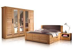 Schlafzimmer Komplett In Buche Charles Komplett Schlafzimmer Kernbuche Teilmassiv