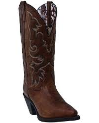 womens boots extended calf sizes laredo access boots extended calf sizes snip toe