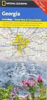 Atlanta Area Map Georgia National Geographic Guide Map National Geographic Maps