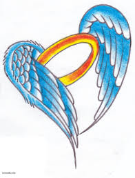 wing with halo design wing halo design free