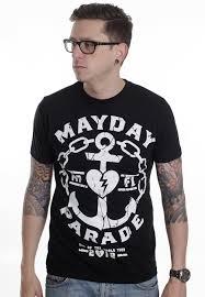 parade merchandise mayday parade heavyweight t shirt official alternative