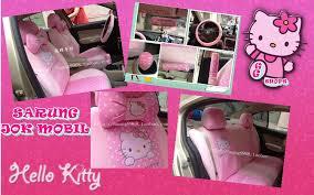 grosir sarung jok mobil kitty u2013 081949855814 stiker