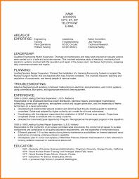 resume for iti electrician resume for your job application