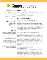 Sample Resume Communication Skills Sample Resume Templates 2017 Learnhowtoloseweight Net