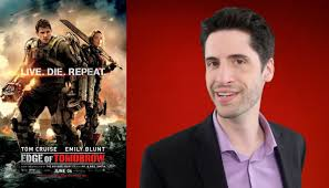 live die repeat edge of tomorrow movie review youtube