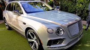 blue bentley 2016 kevin rose and the bentley bentayga youtube