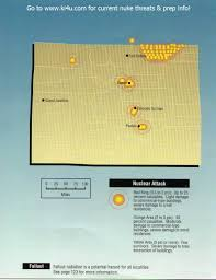 Colorado Springs Co Map by Nuclear War Fallout Shelter Survival Info For Colorado With Fema