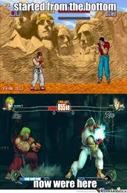 Street Fighter Meme - street fighter by sunboy012 meme center