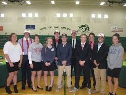 What Is The National Letter Of Intent by Eleven Hn Seniors Sign National Letters Of Intent Holy Name High