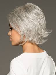 salt and pepper pixie cut human hair wigs angie wig by envy lace front wigs com the wig experts