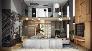 a treat for the senses ultra modern moscow home visualized by