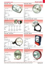 accessories 2014 lighting page 237 sparex parts lists