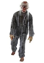 halloween zombie costume rotting costume