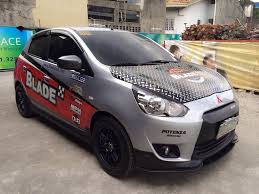 mitsubishi mirage hatchback modified my toy mirage pilipinas mph