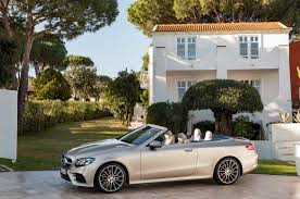 official mercedes benz e class cabriolet gtspirit