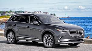 mazda crossover driven 2017 mazda cx 9 signature awd autoevolution