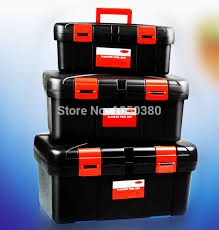 Plastic Tool Storage Containers - 14