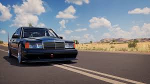 190e 1990 mercedes forza horizon 3 tuning 1990 mercedes 190e 2 5 16 evolution