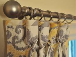 How To Make Pleats In Curtains How To Make An Easy Banded Goblet Pleat Drapery Snapguide