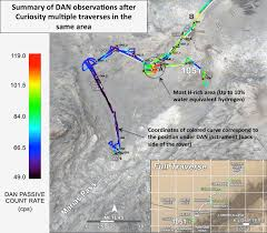 Arizona Strip Map by How To Protect Astronauts From Space Radiation On Mars Nasa