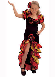 flamenco dresses from spain around the world spain kids spanish