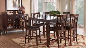 counter height dining room table sets affordable counter height dining room sets rooms to go furniture