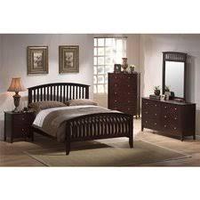 Modern King Bedroom Sets AllModern - Zurich 5 piece bedroom set