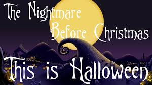 happy halloween cover photos the nightmare before christmas