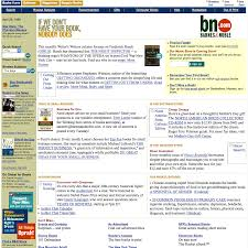 Barnes And Noble Publishing What Publishing Websites Looked Like Back In The Day