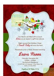 Christmas Baby Shower Invitations - 188 best baby shower invitations images on pinterest baby shower