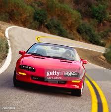 1995 chevy camaro convertible 1995 chevrolet camaro z28 convertible stock photo getty images