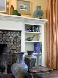 Fireplaces With Bookshelves by 15 Best Fireplace Bookshelves Images On Pinterest Fireplace