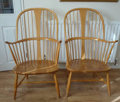 Ercol Armchairs Antiques Atlas Vintage Ercol Chairmakers Chairs