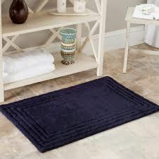 Mohawk Memory Foam Bath Rug Coffee Tables Cobalt Blue Bath Mat Navy Blue Bathroom Rug Set