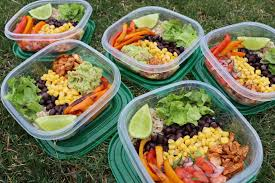 how to make a week u0027s worth of lunch meal prep for under 20