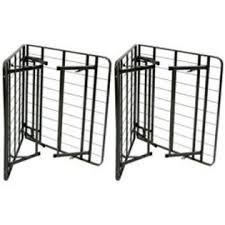 Folding Air Bed Frame Greenhome123 Full Size Folding Metal Platform Bed Frame No