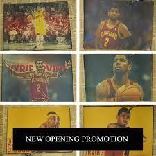 online get cheap nba mural aliexpress com alibaba group nba poster basketball sports all star home sticker mural decoration print abooly brand china