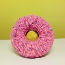 flamingpot crochet donut cushion instagram crochet inspiration