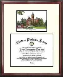 auburn diploma frame auburn tigers scholar diploma frame sports