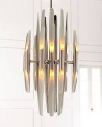 Horchow Chandeliers Black Tie Chandeliers By John Richard Collection At Horchow