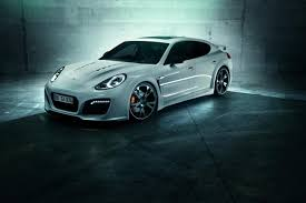 Porsche Panamera Facelift - porsche panamera facelift tuning techart 1 images facelifted