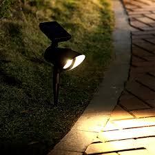 spot lights for yard led solar light spotlight spot lights outdoor waterproof garden lawn