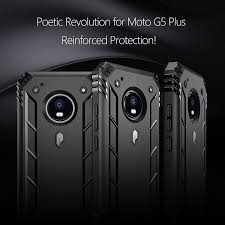 amazon com poetic revolution moto g5 plus rugged case with hybrid