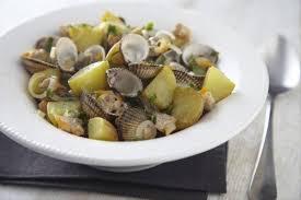 cuisiner les coques recette de coques façon marinière facile et rapide