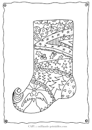 73 christmas winter coloring pages images