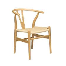 wishbone chair ash woven cord