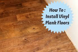 innovative vinyl flooring planks installation how to install vinyl