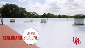 Surecoat Roof Coating by How To Apply Vfi Silicone Roof Coating Youtube