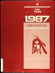 junior high yearbooks fort osage junior high school arrowhead yearbook independence